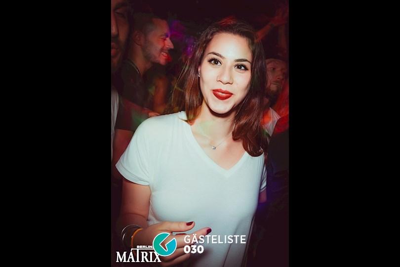 Partyfoto #16 Matrix Berlin vom 26.08.2016