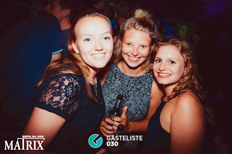 https://www.gaesteliste030.de/Partyfoto #75 Matrix Berlin vom 20.08.2016