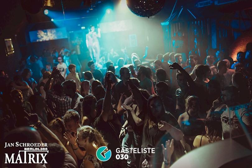 Partyfoto #29 Matrix Berlin vom 22.08.2016