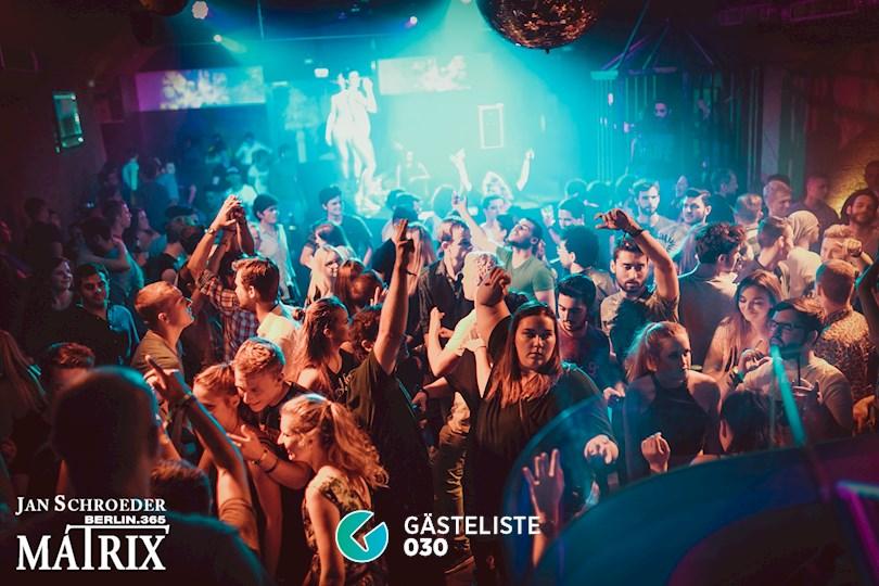 Partyfoto #11 Matrix Berlin vom 22.08.2016