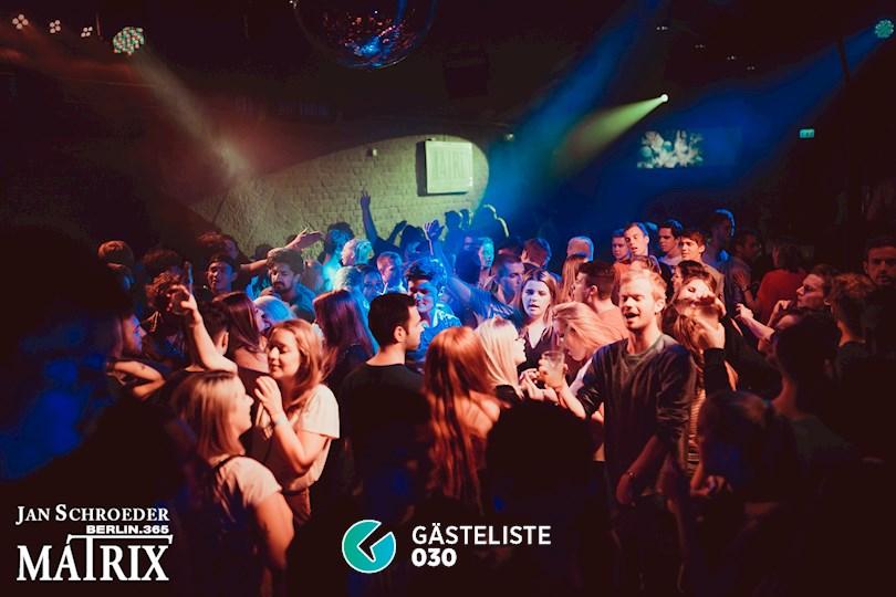 Partyfoto #155 Matrix Berlin vom 22.08.2016