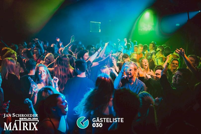 Partyfoto #18 Matrix Berlin vom 22.08.2016