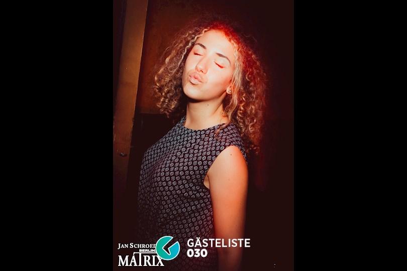 Partyfoto #128 Matrix Berlin vom 22.08.2016