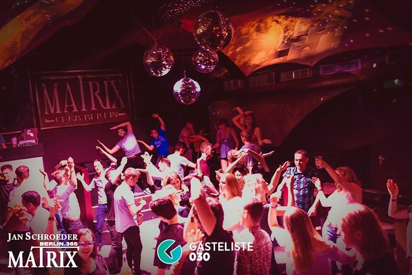 Partyfoto #172 Matrix Berlin vom 22.08.2016