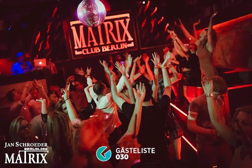 Partyfoto #20 Matrix Berlin vom 22.08.2016