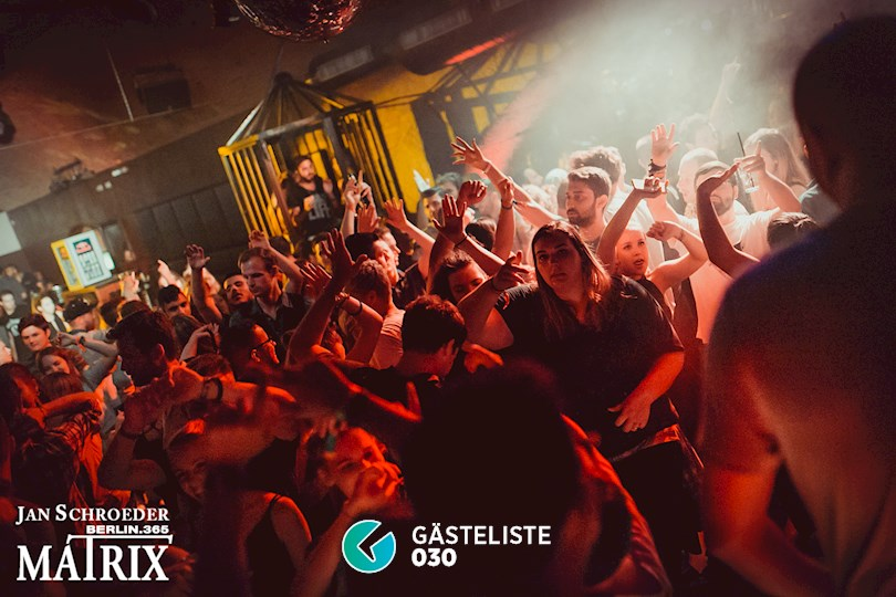 Partyfoto #121 Matrix Berlin vom 22.08.2016