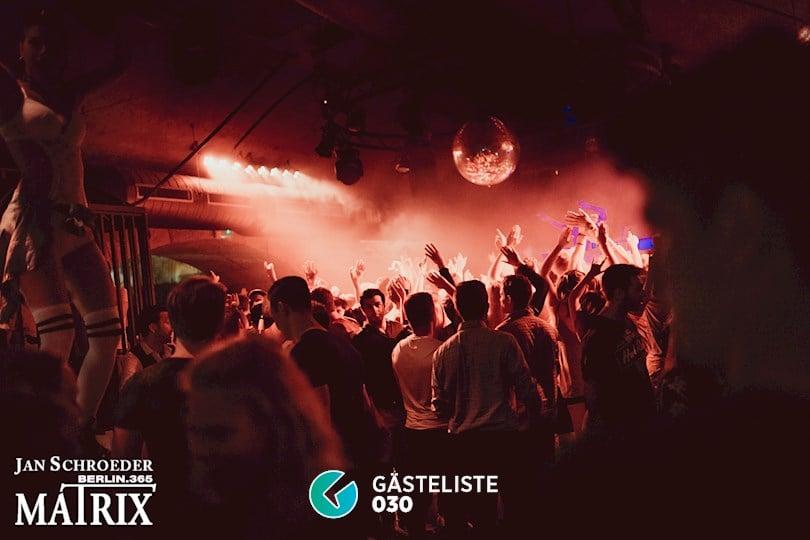 Partyfoto #176 Matrix Berlin vom 22.08.2016