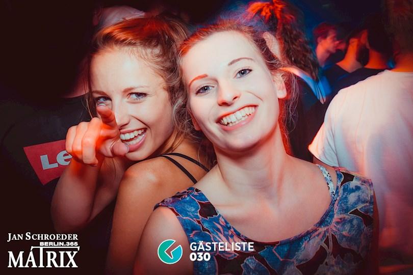 Partyfoto #165 Matrix Berlin vom 22.08.2016