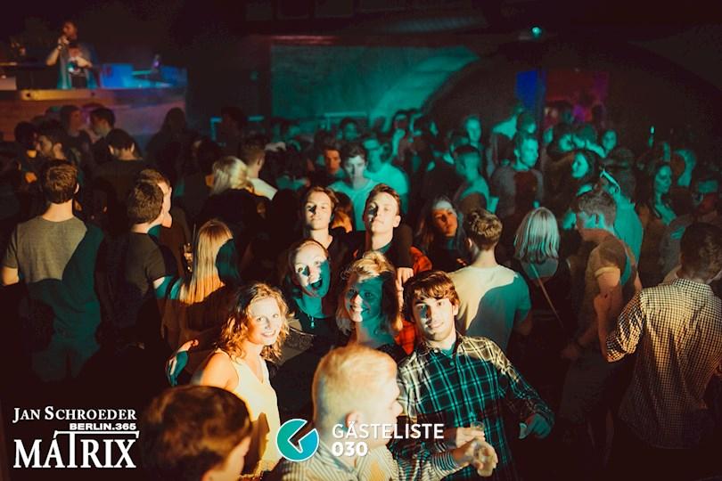 Partyfoto #158 Matrix Berlin vom 22.08.2016