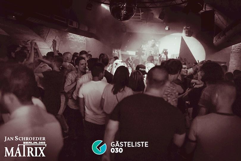 Partyfoto #125 Matrix Berlin vom 22.08.2016