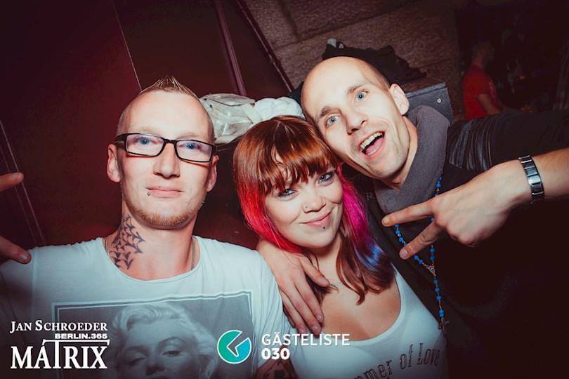 Partyfoto #179 Matrix Berlin vom 22.08.2016