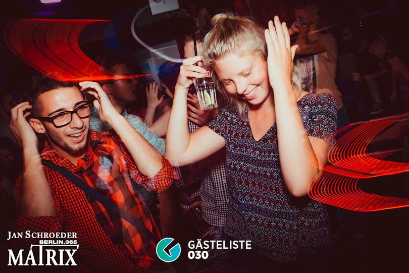 Partyfoto #28 Matrix Berlin vom 22.08.2016