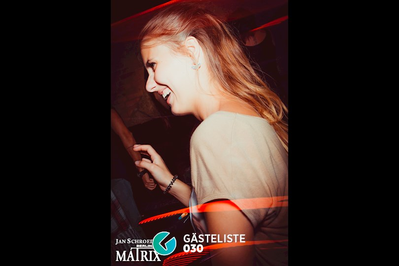 Partyfoto #59 Matrix Berlin vom 22.08.2016