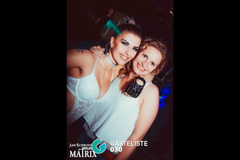 Partyfoto #126 Matrix Berlin vom 22.08.2016