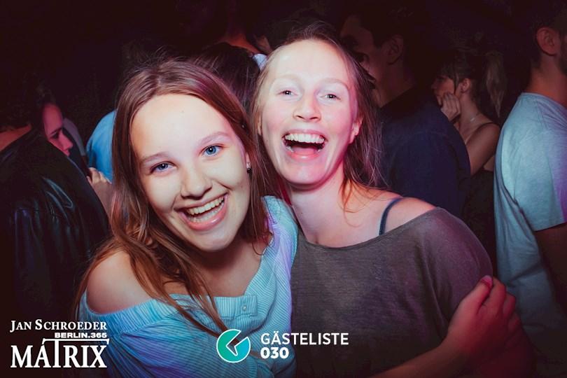 Partyfoto #112 Matrix Berlin vom 22.08.2016