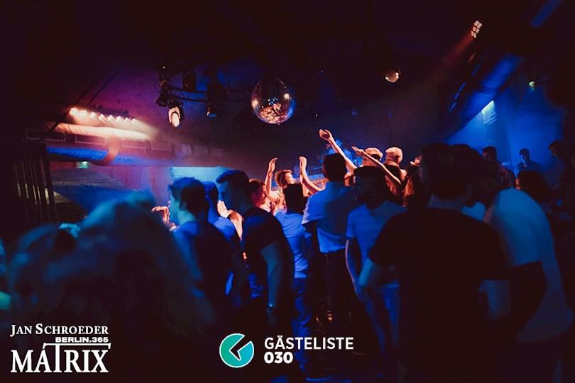 Partyfoto #77 Matrix Berlin vom 22.08.2016