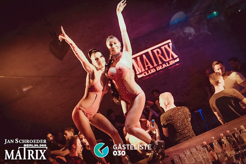 Partyfoto #60 Matrix Berlin vom 22.08.2016
