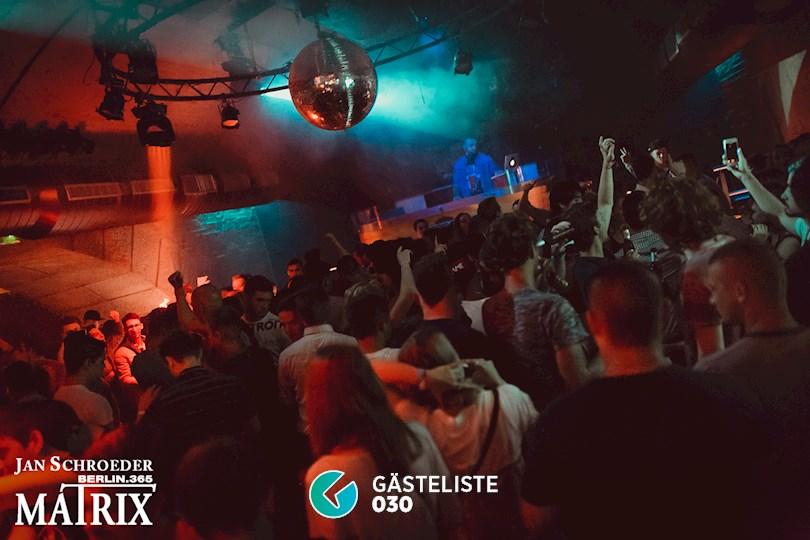 Partyfoto #187 Matrix Berlin vom 22.08.2016