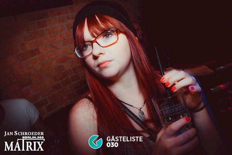 Partyfoto #137 Matrix Berlin vom 22.08.2016