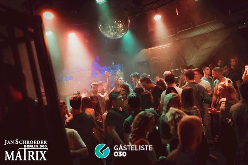 Partyfoto #189 Matrix Berlin vom 22.08.2016