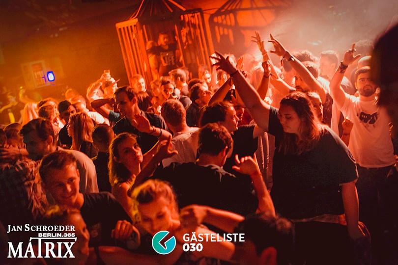 Partyfoto #58 Matrix Berlin vom 22.08.2016