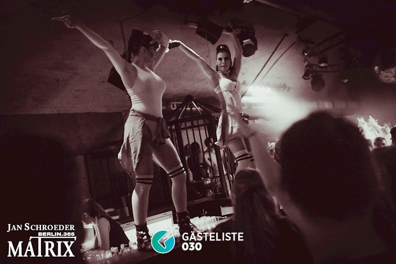 Partyfoto #178 Matrix Berlin vom 22.08.2016
