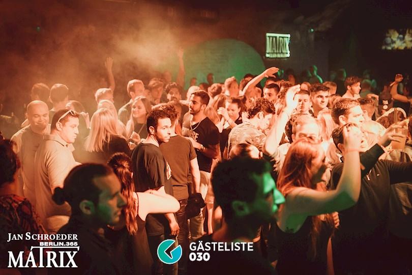 Partyfoto #131 Matrix Berlin vom 22.08.2016