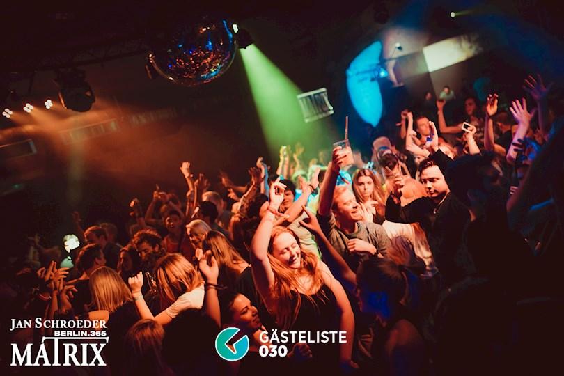 Partyfoto #110 Matrix Berlin vom 22.08.2016