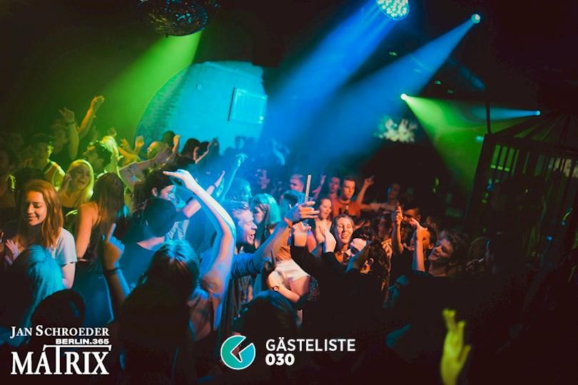Partyfoto #45 Matrix Berlin vom 22.08.2016