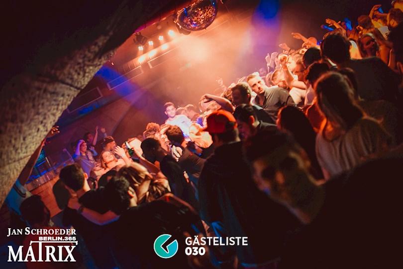 Partyfoto #123 Matrix Berlin vom 22.08.2016