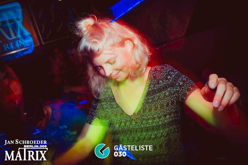 Partyfoto #140 Matrix Berlin vom 22.08.2016