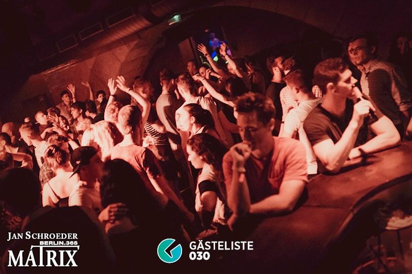 Partyfoto #100 Matrix Berlin vom 22.08.2016