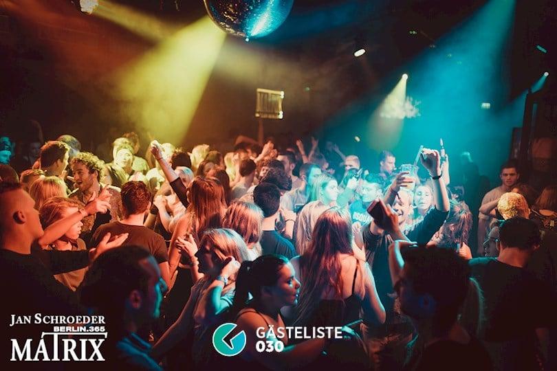 Partyfoto #51 Matrix Berlin vom 22.08.2016