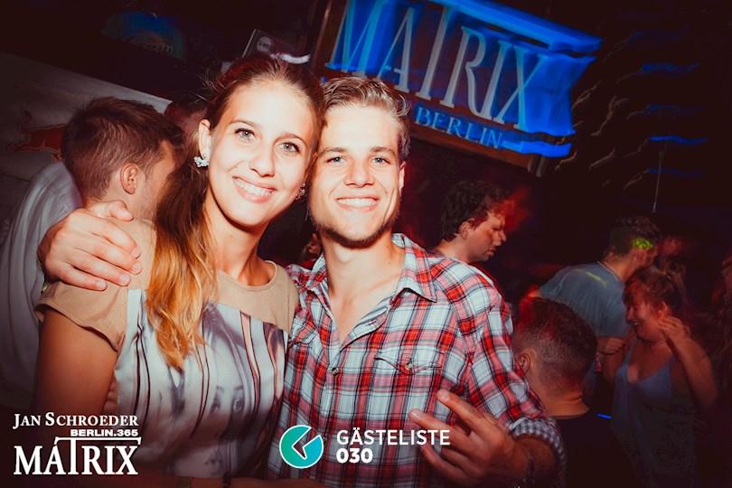 Partyfoto #101 Matrix Berlin vom 22.08.2016