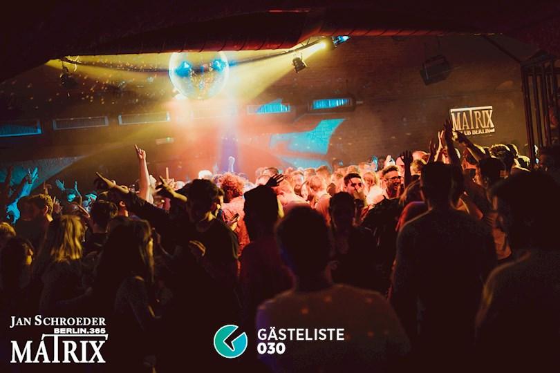 Partyfoto #106 Matrix Berlin vom 22.08.2016