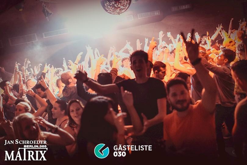 Partyfoto #68 Matrix Berlin vom 22.08.2016