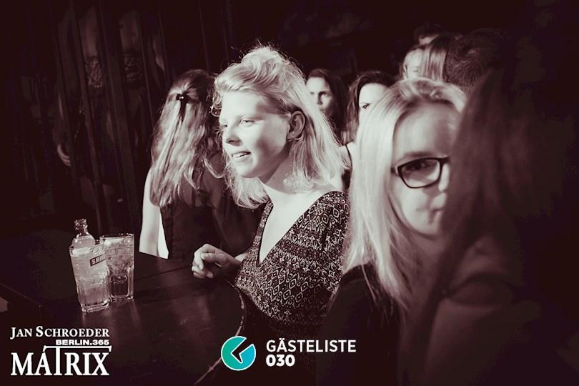 Partyfoto #167 Matrix Berlin vom 22.08.2016