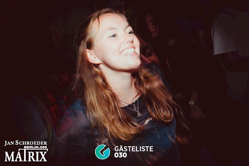 Partyfoto #135 Matrix Berlin vom 22.08.2016