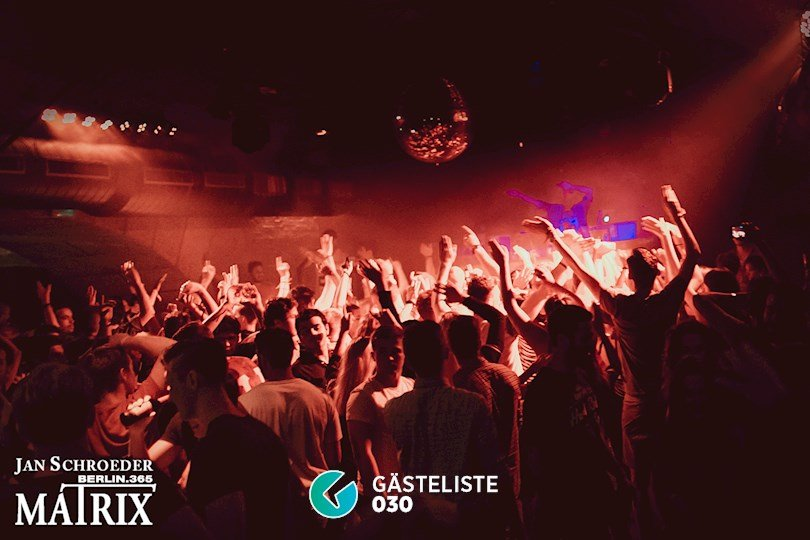 Partyfoto #90 Matrix Berlin vom 22.08.2016