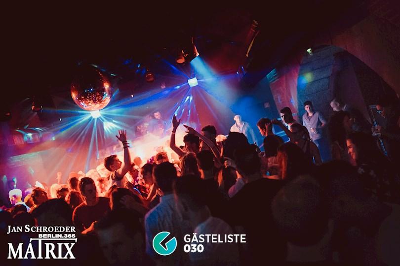 Partyfoto #136 Matrix Berlin vom 22.08.2016
