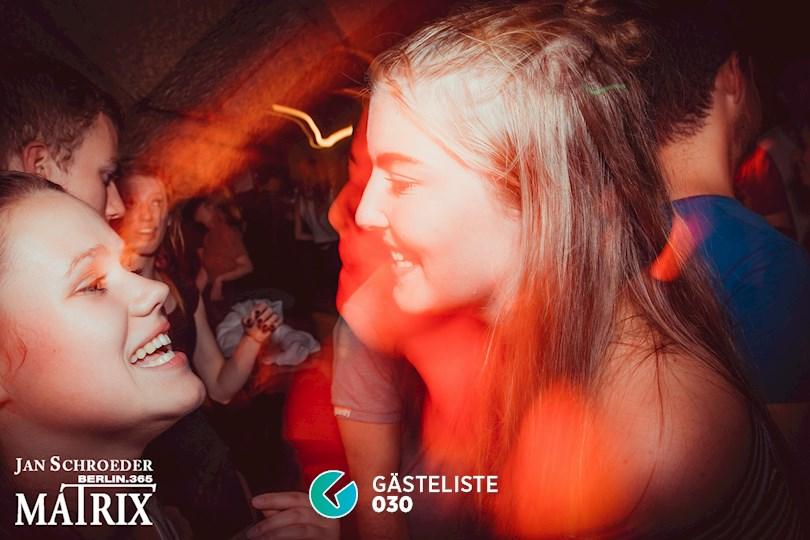 Partyfoto #86 Matrix Berlin vom 22.08.2016