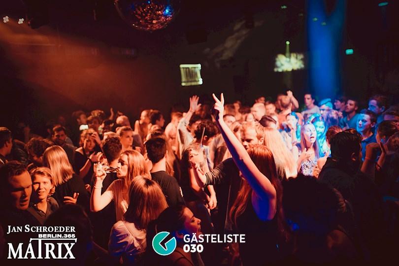 Partyfoto #66 Matrix Berlin vom 22.08.2016