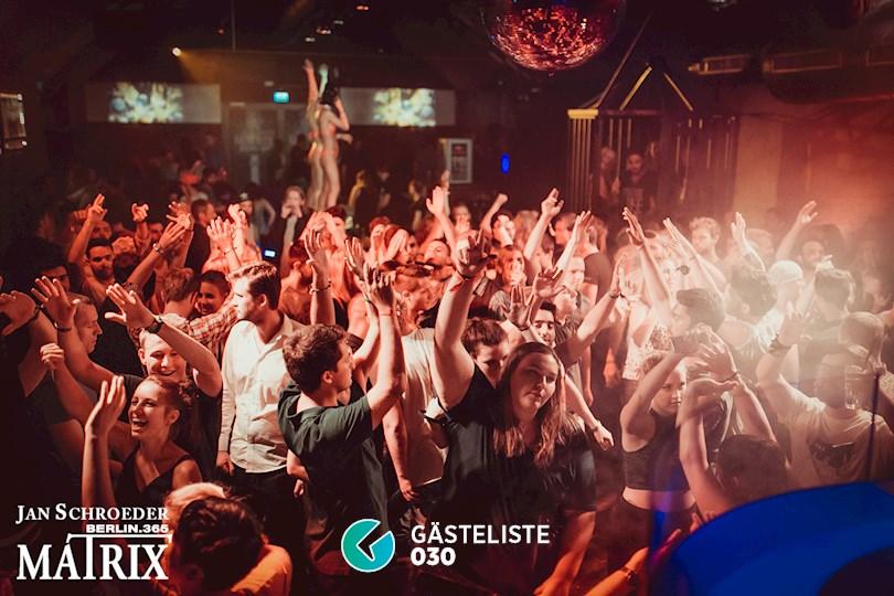 Partyfoto #2 Matrix Berlin vom 22.08.2016