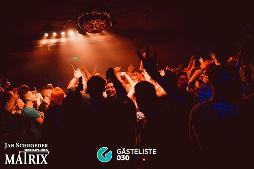 Partyfoto #87 Matrix Berlin vom 22.08.2016