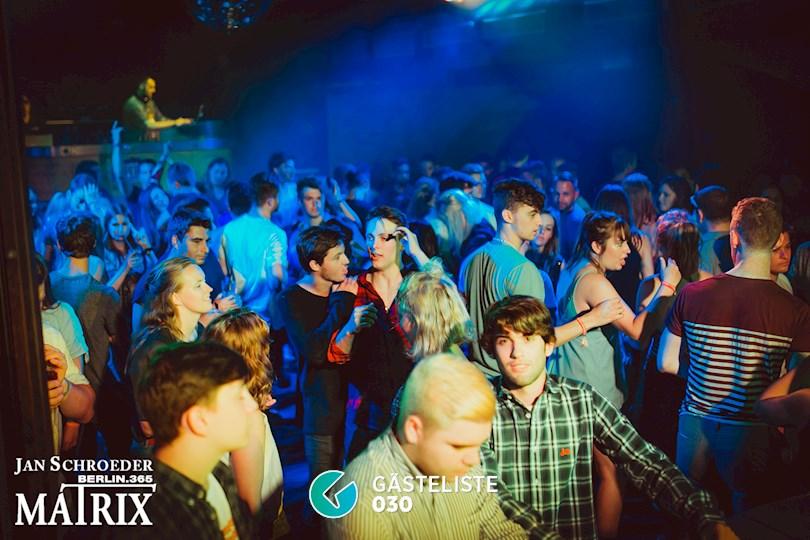 Partyfoto #181 Matrix Berlin vom 22.08.2016