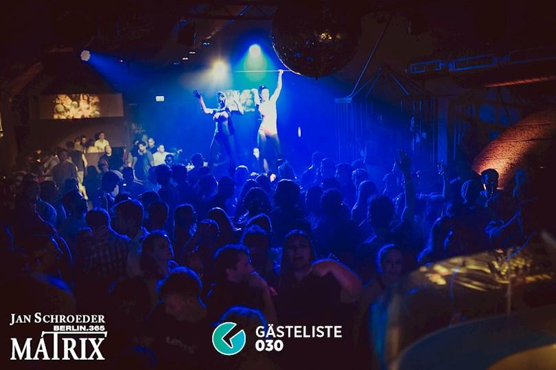 Partyfoto #62 Matrix Berlin vom 22.08.2016