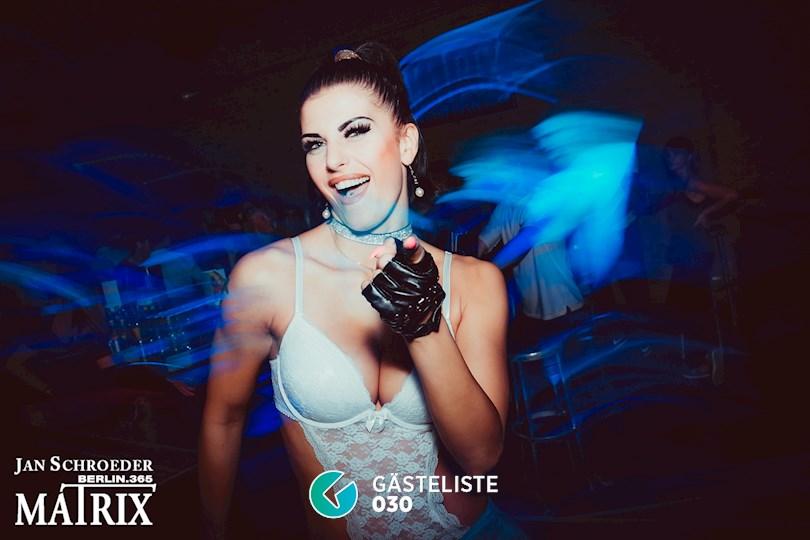 Partyfoto #73 Matrix Berlin vom 22.08.2016