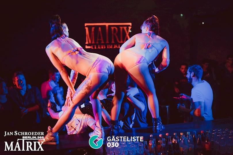 Partyfoto #52 Matrix Berlin vom 22.08.2016
