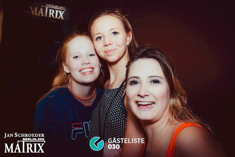 Partyfoto #118 Matrix Berlin vom 22.08.2016