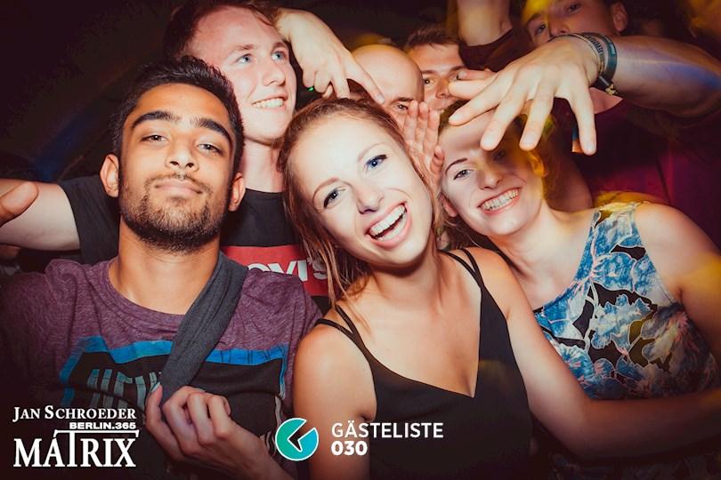 Partyfoto #91 Matrix Berlin vom 22.08.2016